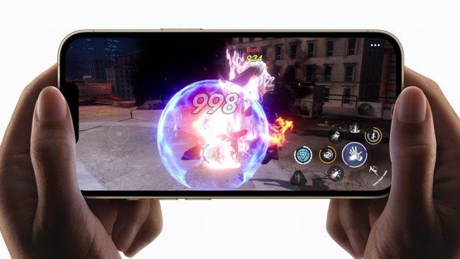iphone 13 hra gaming