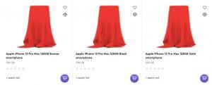 iphone 13 pro max storage