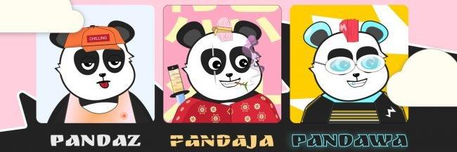 nft pandas