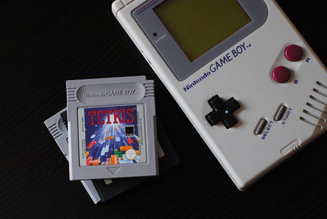 nintendo game boy konzole console unsplash