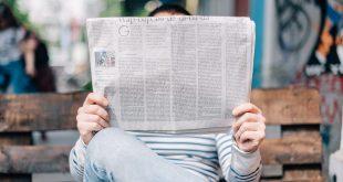 noviny cteni newspaper predplatne unsplash