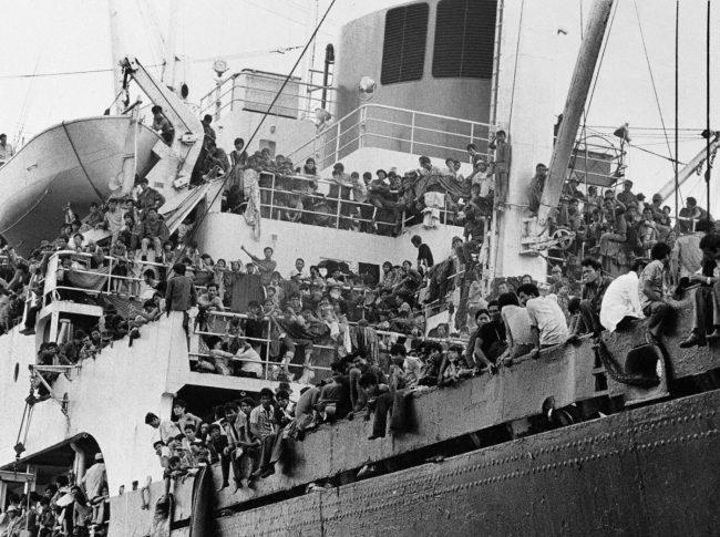 uprchlici vietnam 1975