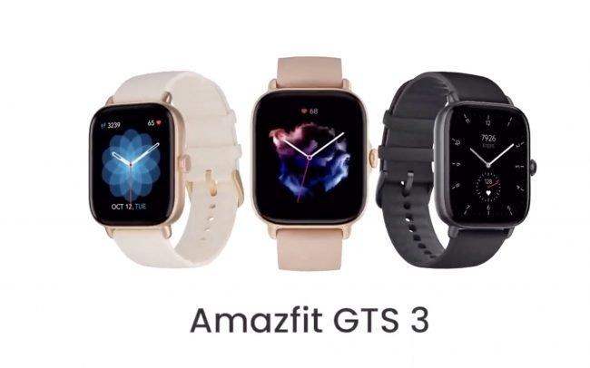 Amazfit GTS 3 1