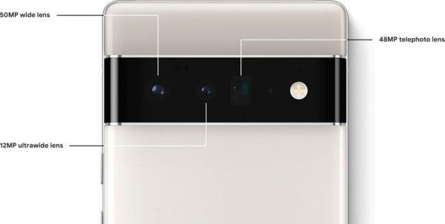 Google Pixel 6 5