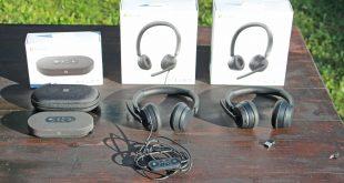 Microsoft modern speaker headset recenze