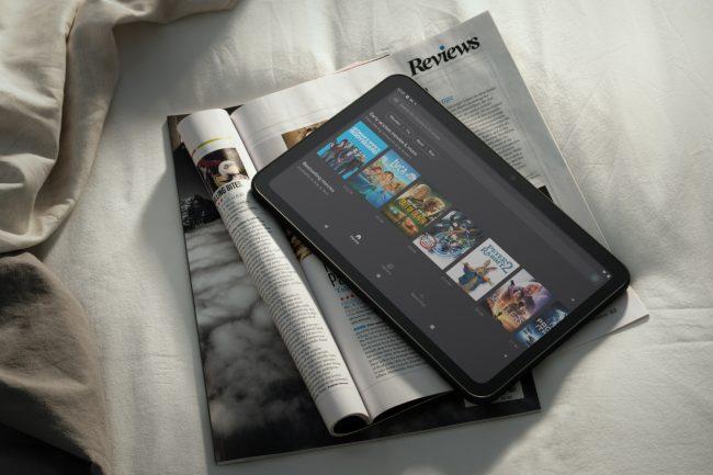 Nokia T20 tablet 4