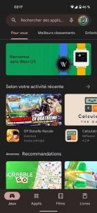 Play Store Material You 1