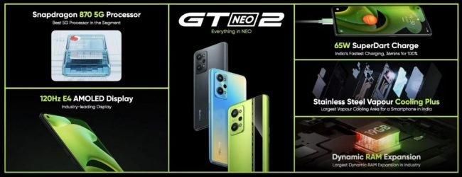 Realme GT Neo2 3