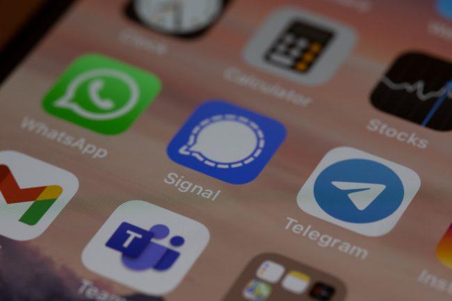 Telegram Dimitri Karastelev Unsplash
