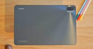 Xiaomi Pad 5 recenze