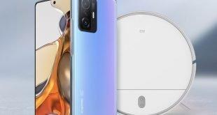 Xiaomi 11T vysavac