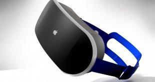apple vr ar headset virtualni rozsirena realita bryle