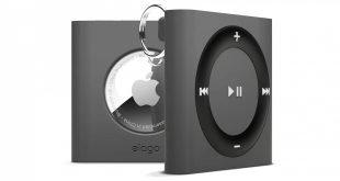 elago iPod Nano AirTag case
