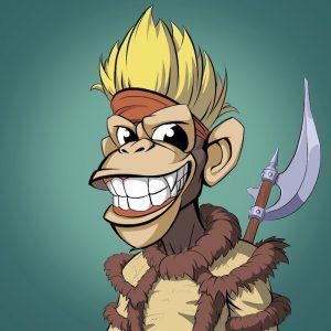 mad ape NFT 3
