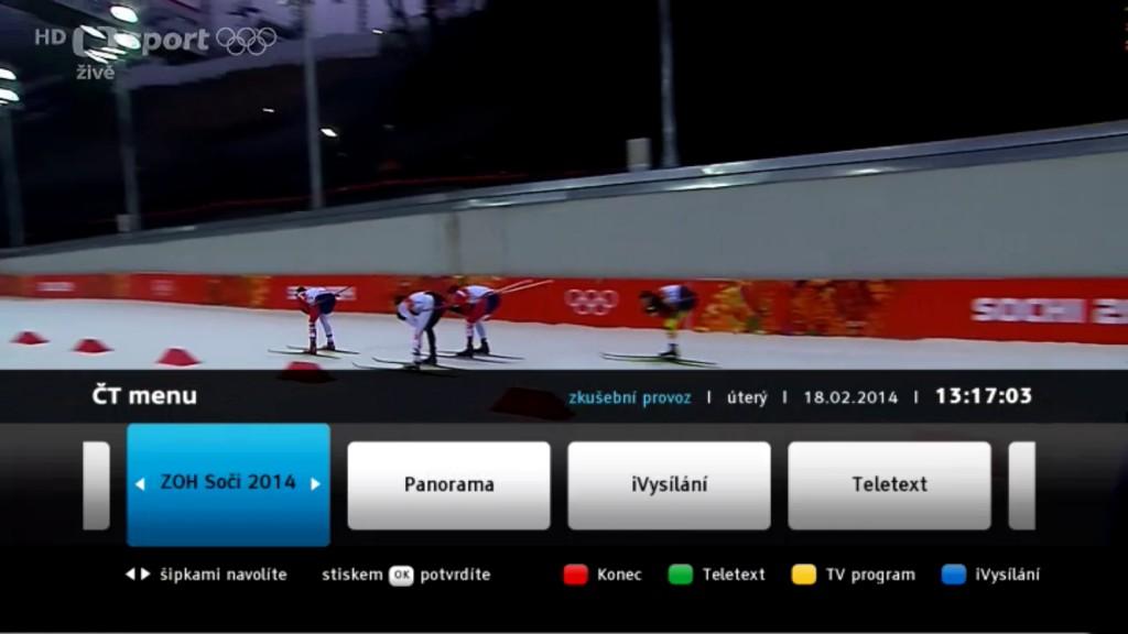 Návod: Jak zprovoznit hybridní TV (HbbTV) na televizorech značky