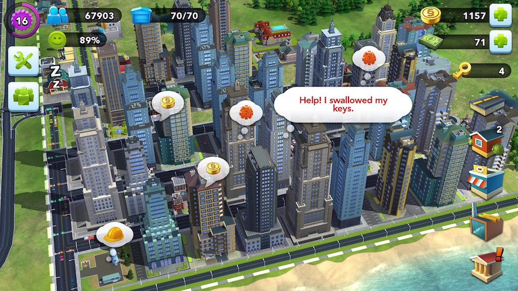 Simcity Buildit Cz