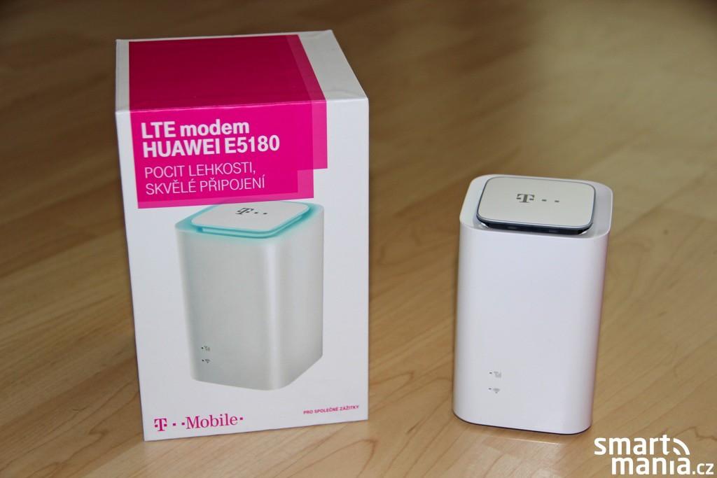 Internet bez drátů od T-Mobilu s rychlostí až 20 Mbps: Za 30 GB