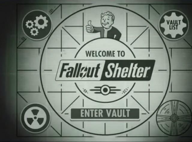 Fallout Shelter: Spin-off slavné série k dispozici pro iOS