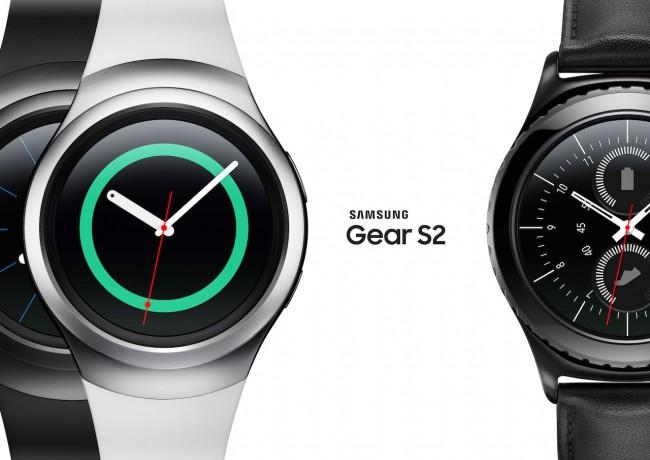 Chytré hodinky Gear S2 se v ČR začnou prodávat v listopadu. Jaké budou ceny    dc51633ce78